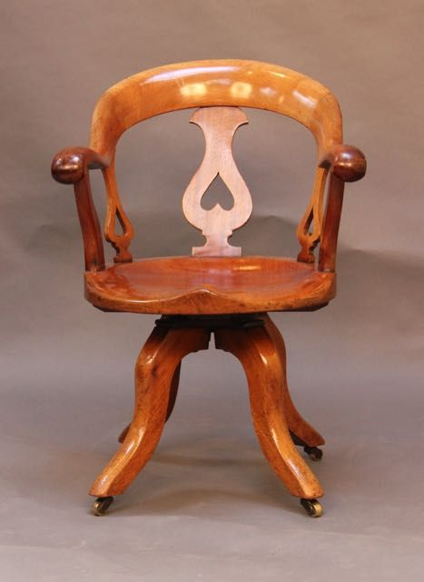 Antique Office Furniture - Antique Office Furniture - The UK's Largest Antiques Website