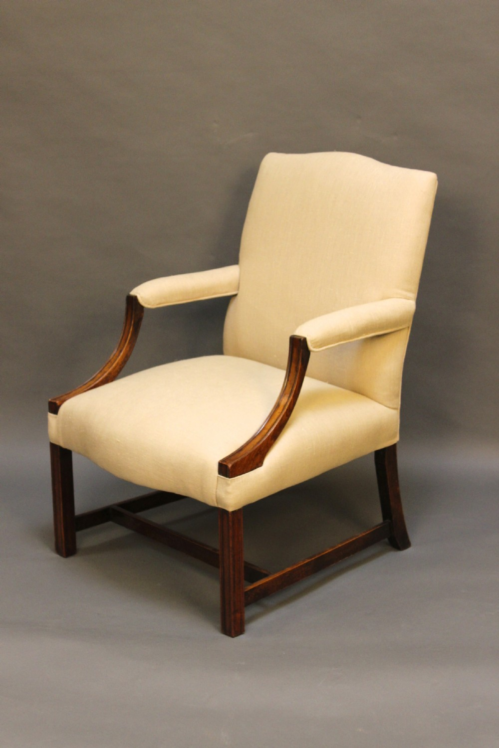 Mahogany Gainsborough Chair 259480 Sellingantiques Co Uk
