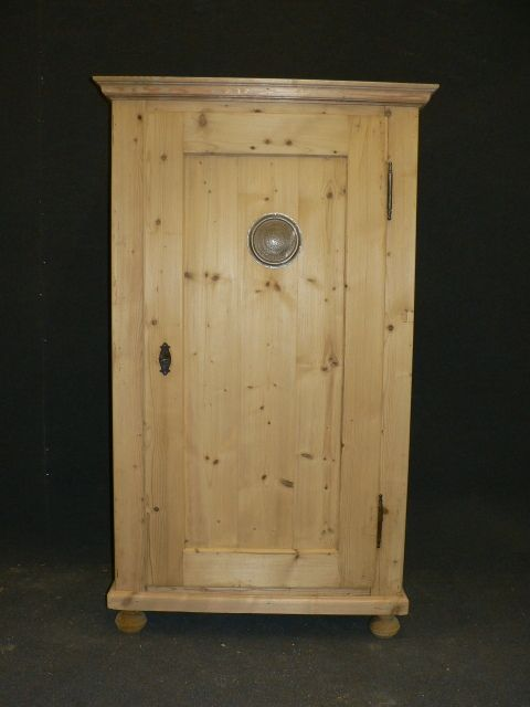 antique pine larder cupboard - Antique Pine Larder Cupboard. 206805 Sellingantiques.co.uk