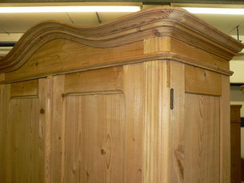 Finishing Stripped Pine Doors