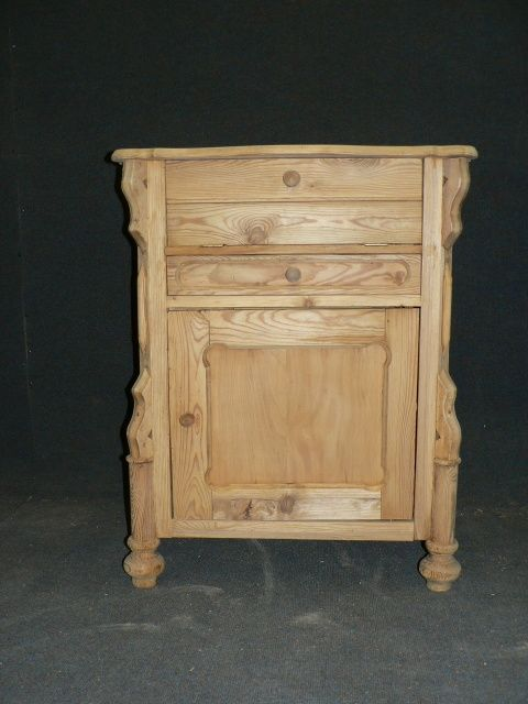 small antique pine cupboard - Small Antique Pine Cupboard 264683 Sellingantiques.co.uk