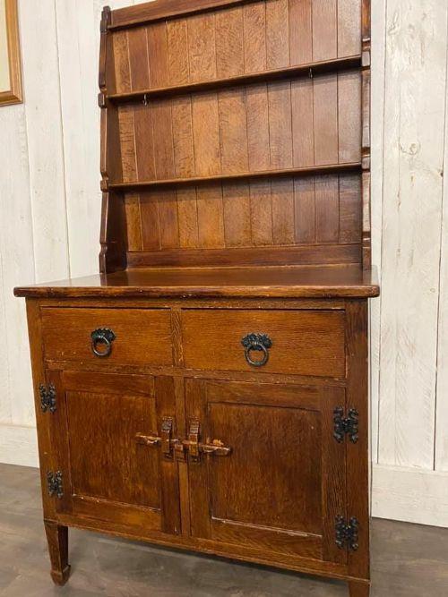 arts crafts dwarf dresser