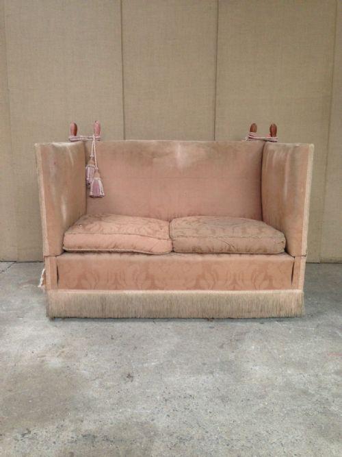 Superb An Edwardian Two Seater Knole Sofa C 1910 210418 Inzonedesignstudio Interior Chair Design Inzonedesignstudiocom