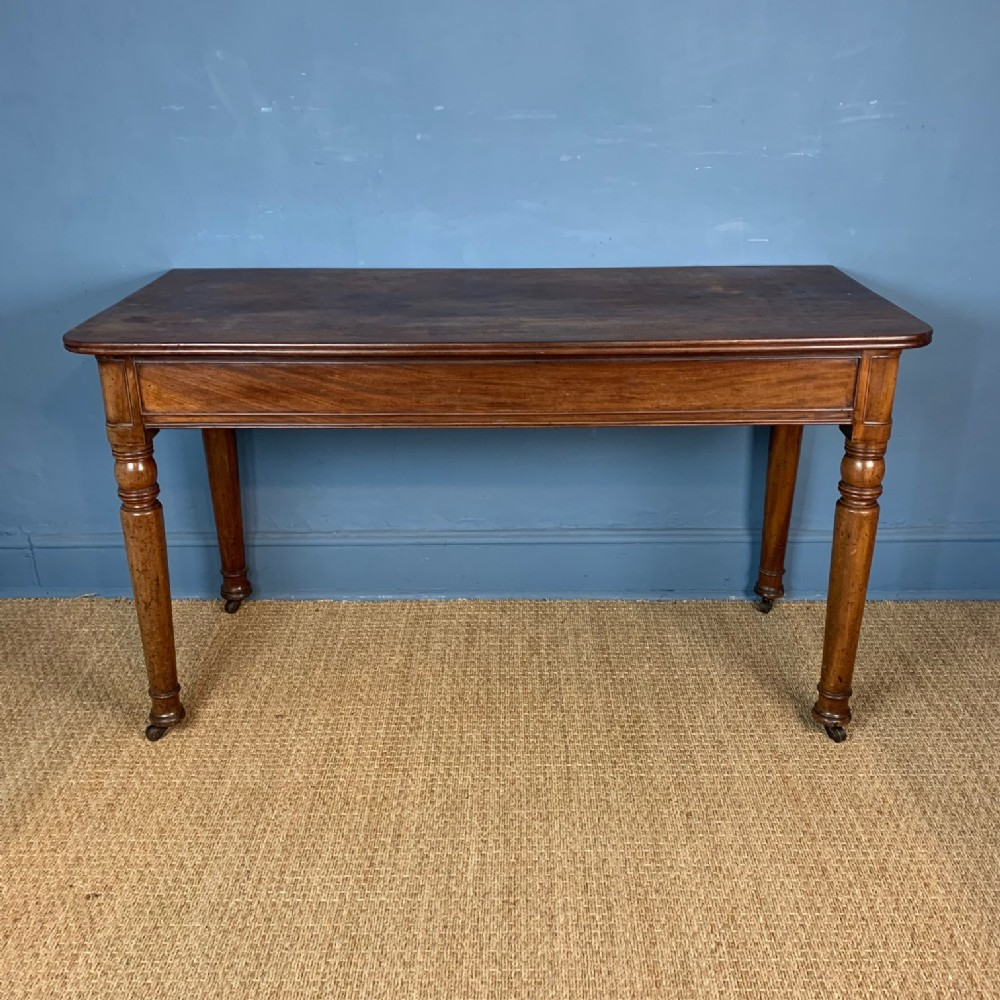 a george iv mahogany serving table circa 1820