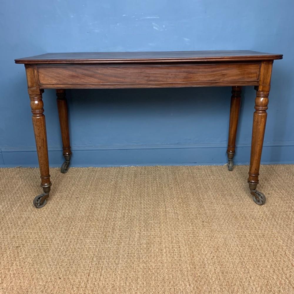 a william iv mahogany serving table circa 1835