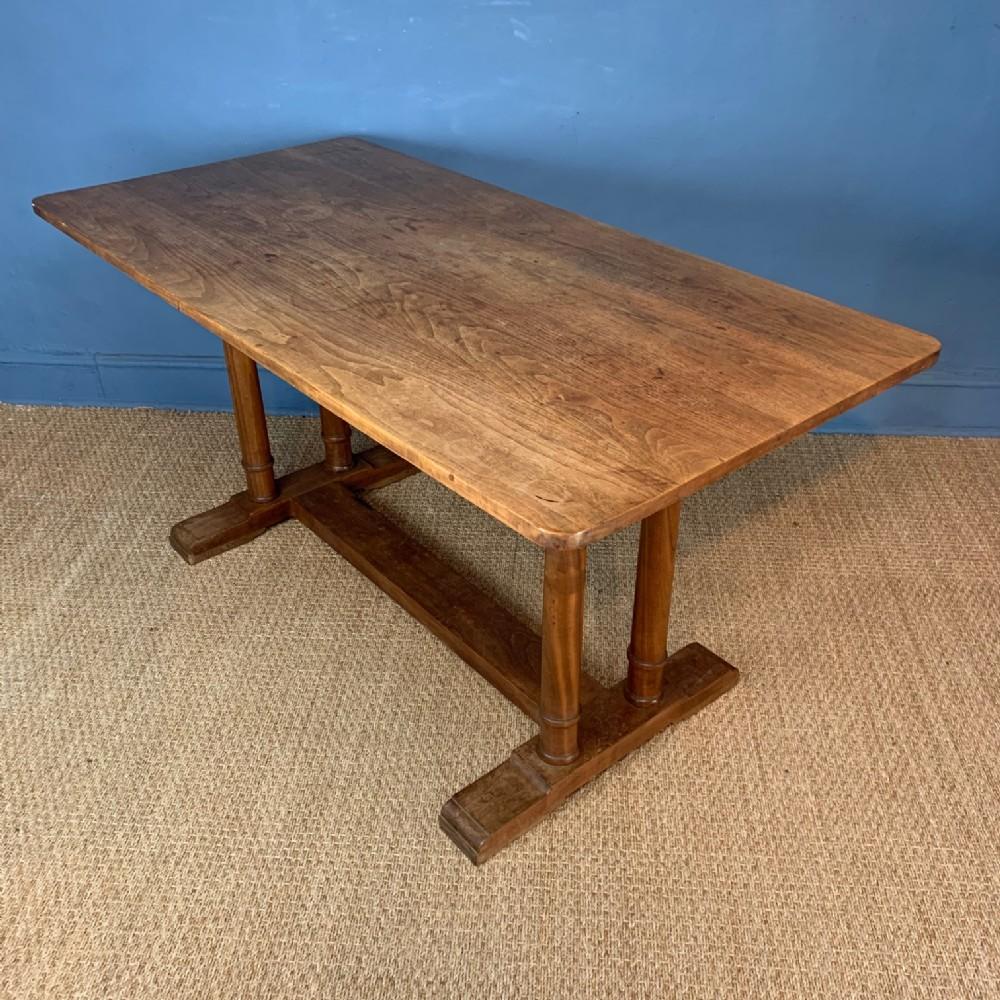a heals walnut tilden table circa 1930
