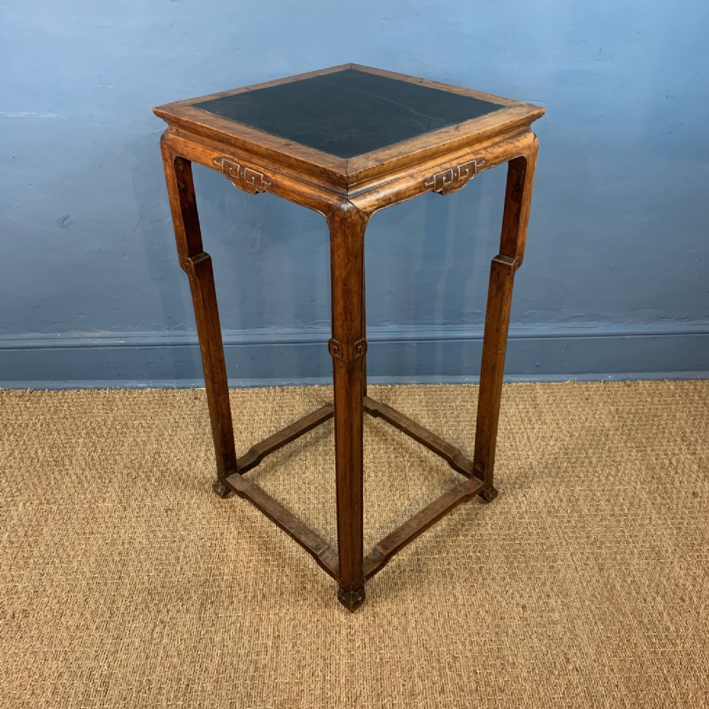 a 19th c chinese plant stand circa 1880 in ming style