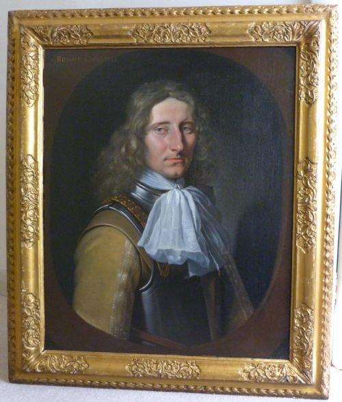 portrait of a gentleman 1666 attributed to samuel van hoogstraten