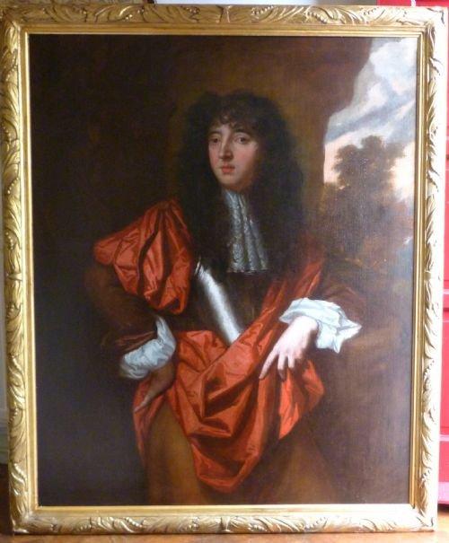 portrait of william 9th earl of derby c 1673 by joseph buckshorn