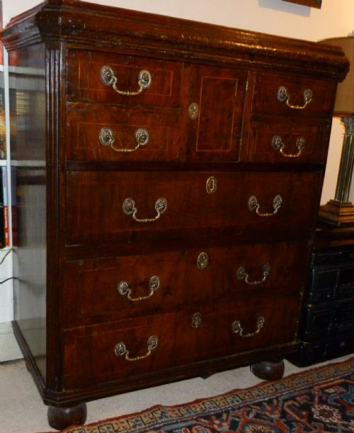 norfolk chest mid 18th c and later