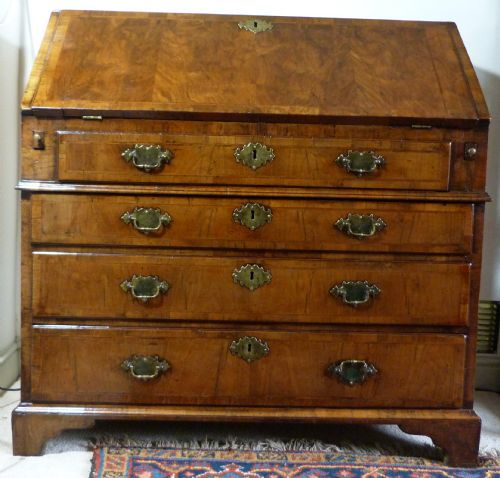 queen annegeorge i walnut bureau c 171020