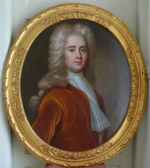 portrait of a gentleman c1735 attributed to william verelst