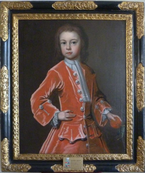 Thumbnail picture of: Portrait of William Winder c.1700; English School.