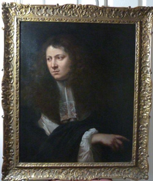 Thumbnail picture of: Portrait of a Gentleman c.1695; Circle of Nicolas de Largilliere.