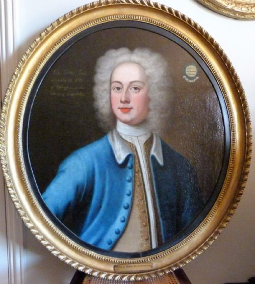Thumbnail picture of: Portrait of Charles Bertie II, Attributed to Charles D'Agar.