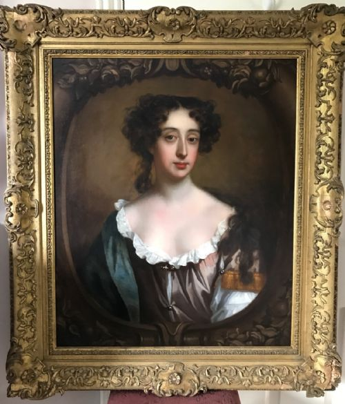 Thumbnail picture of: Portrait of Phillipa Speke, later Lady Trenchard, 1682; by William Wissing.