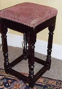 late 17thearly 18th c stool