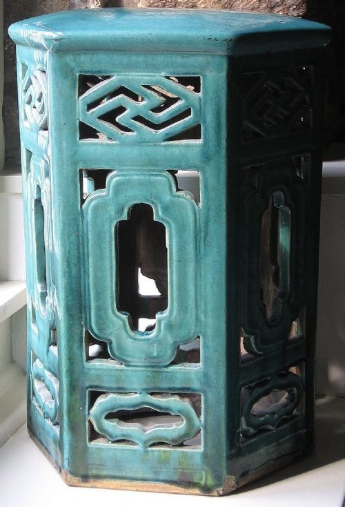 Qing Dynasty Garden Seat 29960 Sellingantiques Co Uk