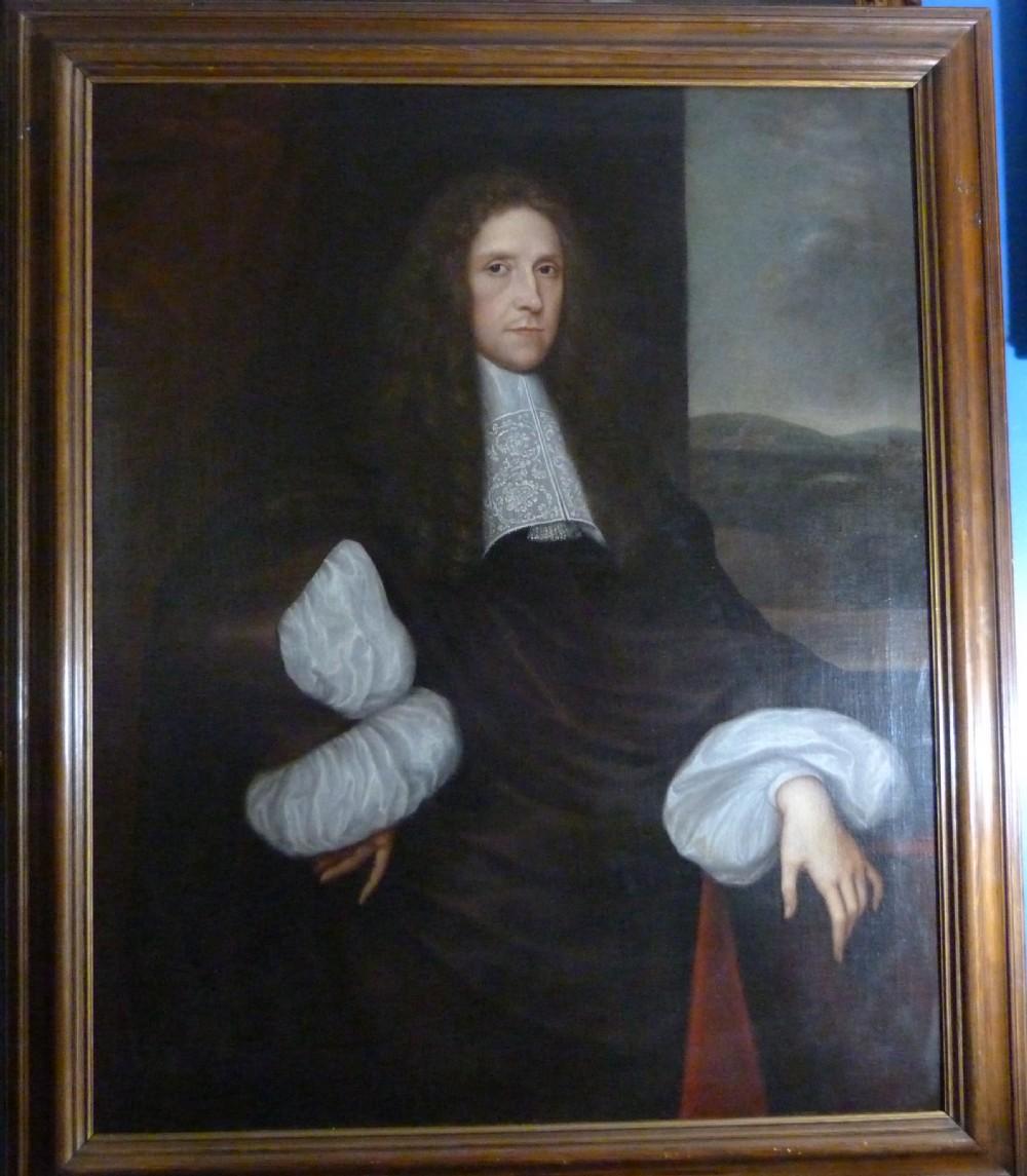 portrait of a gentleman c1660 circle of bartholomeus van der helst