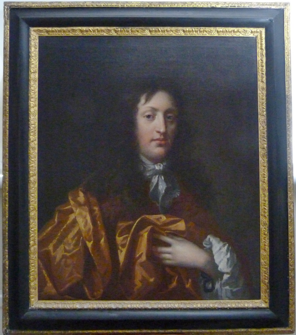 portrait of a gentleman c1670 attributed to jacob huysmans