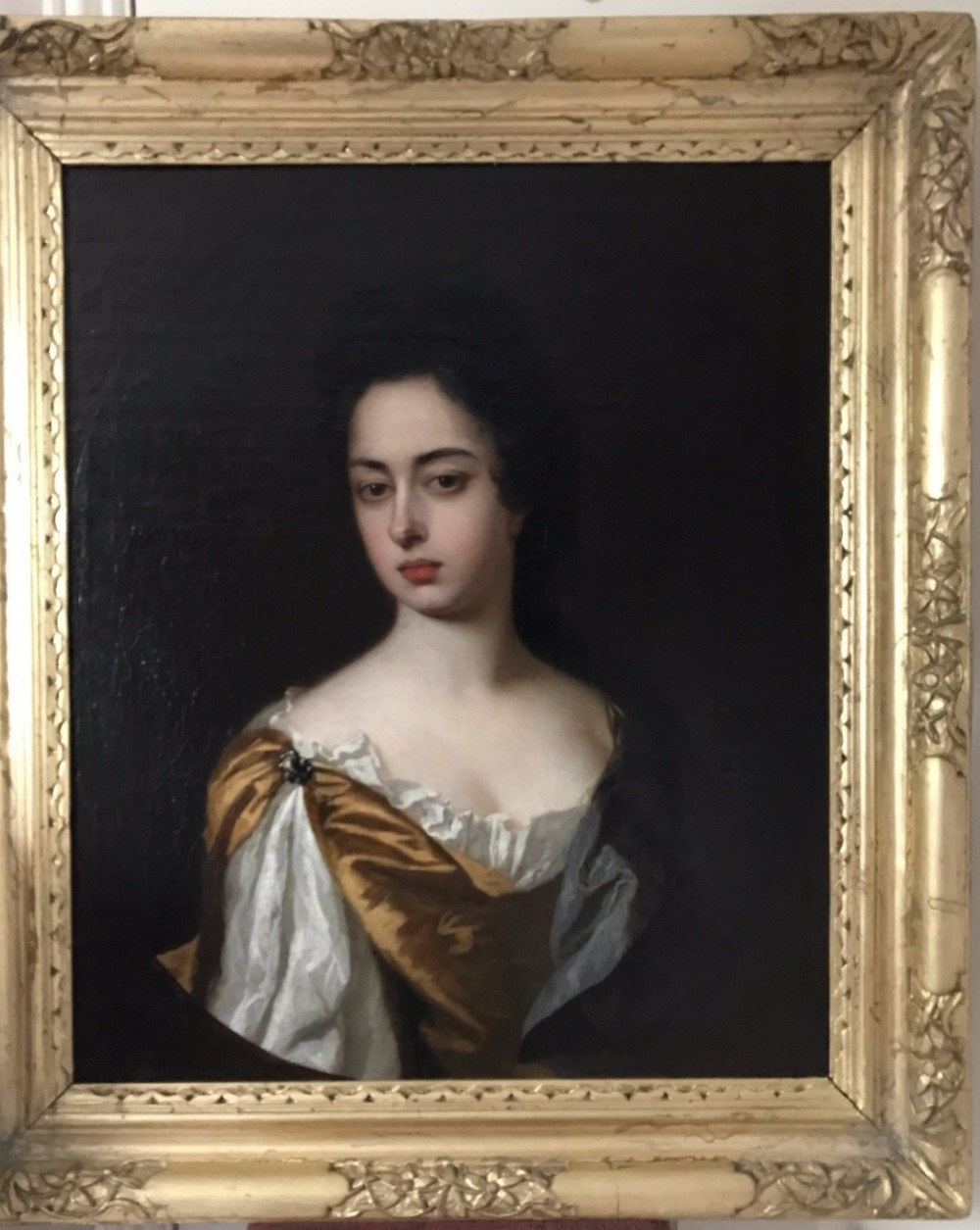portrait of a lady c1700 by michael dahl