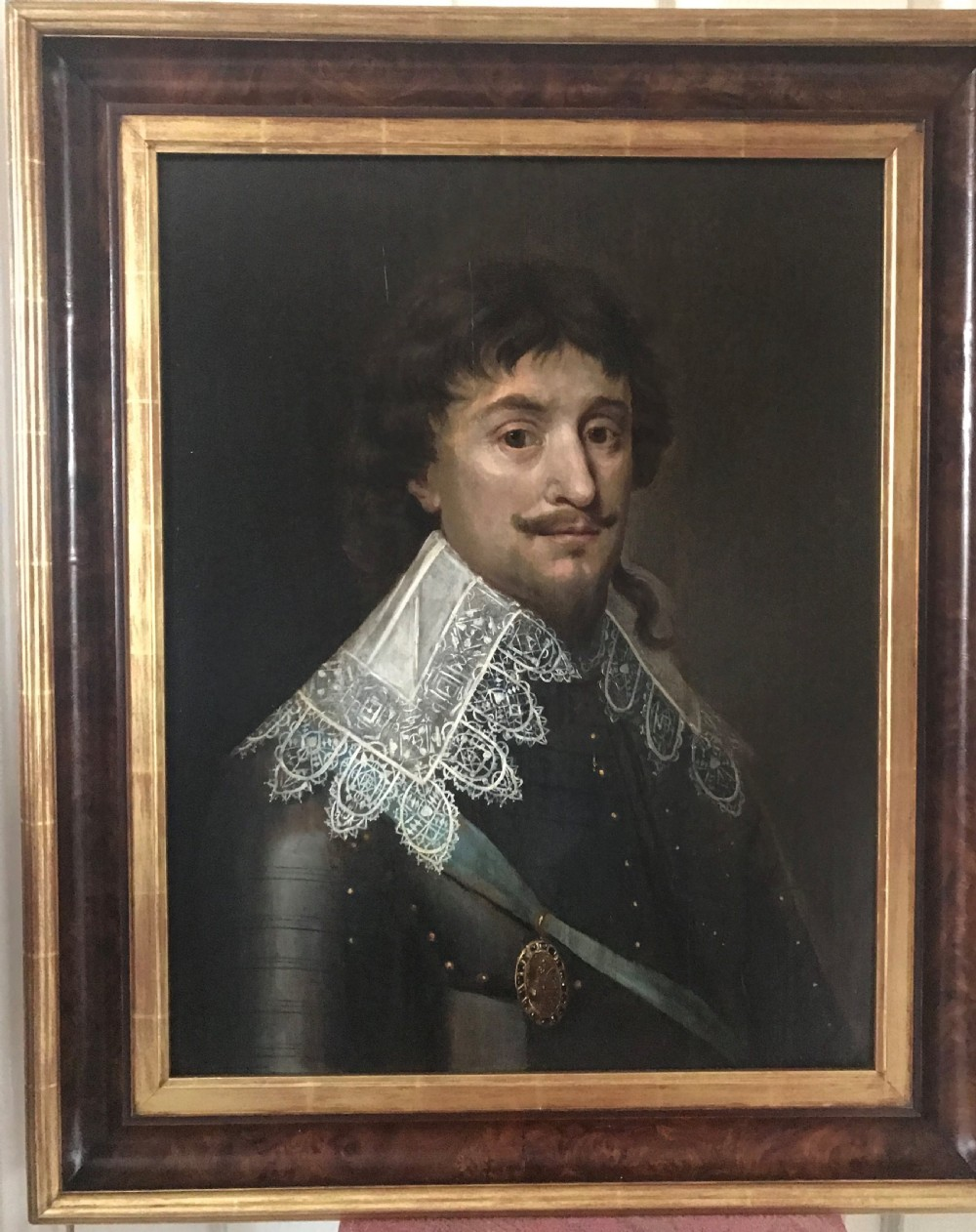 portrait of frederick of bohemia the winter king c1620 after gerrit van honthorst