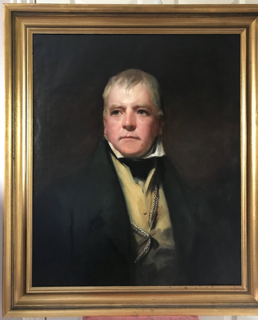 sir walter scott c1830 after raeburn