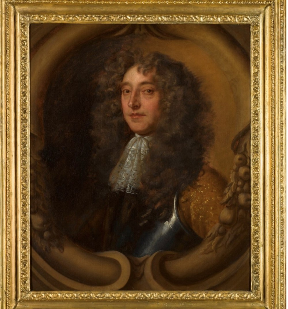 george villiers 4th viscount grandison c1675 by sir peter lely