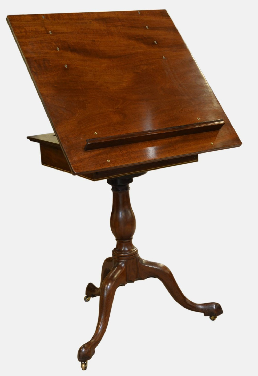 c18th artist's table