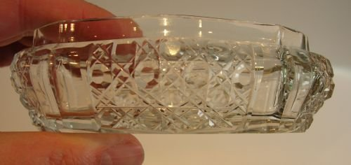 cut crystal and sterling silver box edwardian - photo angle #3
