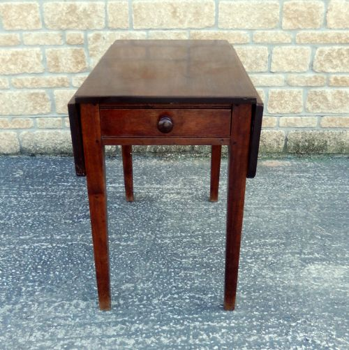 Victorian Mahogany Pembroke Table 335830