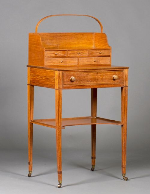 lady's writing desk or cheveret after gillows
