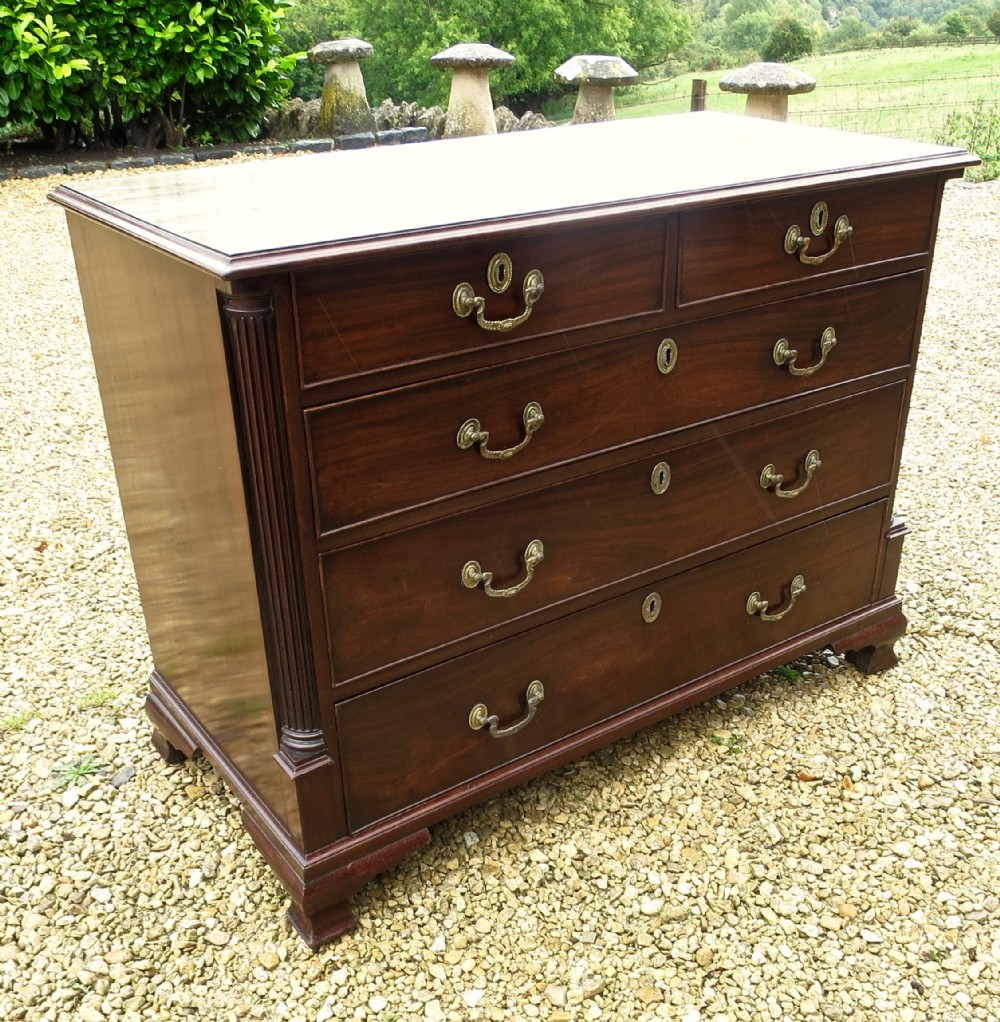 george iii north country chestofdrawers