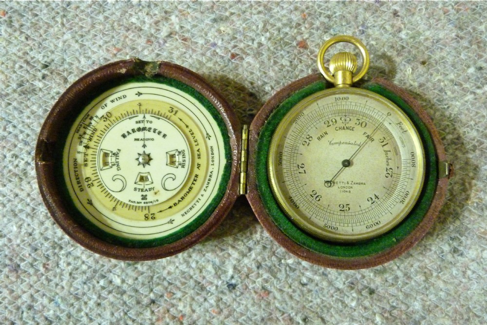 how to make an altimeter