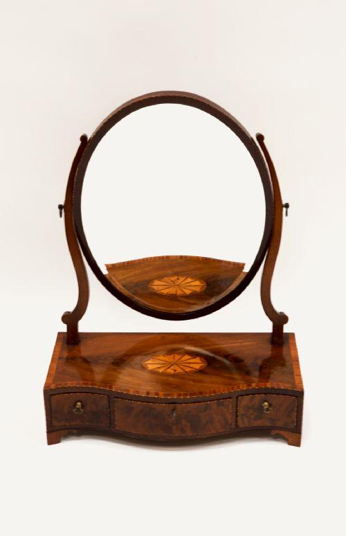 georgian dressing mirror ca 1790