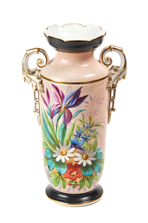 beautiful antique victorian vase