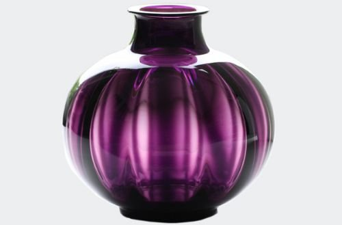 Download Wallpaper Large Purple Vase Full Wallpapers