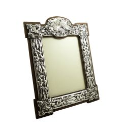 silver antique picture frames. Robert Bush Antiques · SMART ANTIQUE ENGLISH STERLING SILVER PHOTOGRAPH FRAME . Silver Antique Picture Frames E