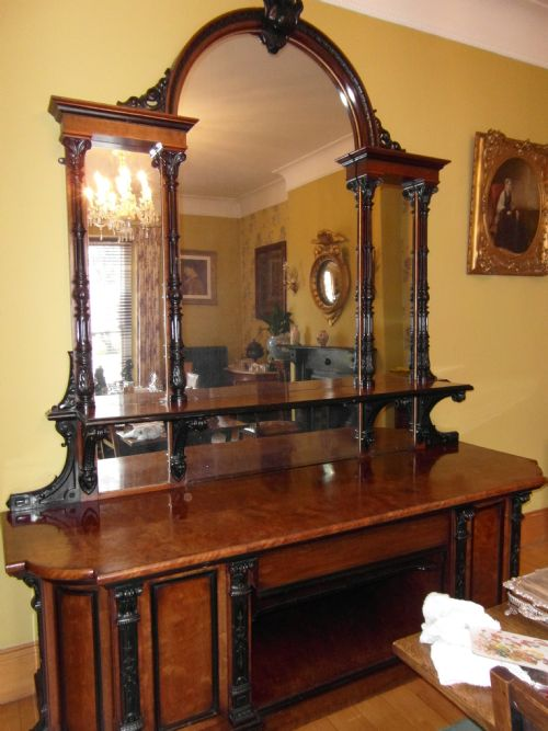 Antique Mirror Backed Sideboards The Uk S Largest