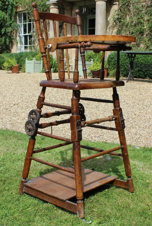 edwardian metamorphic high chair 318850