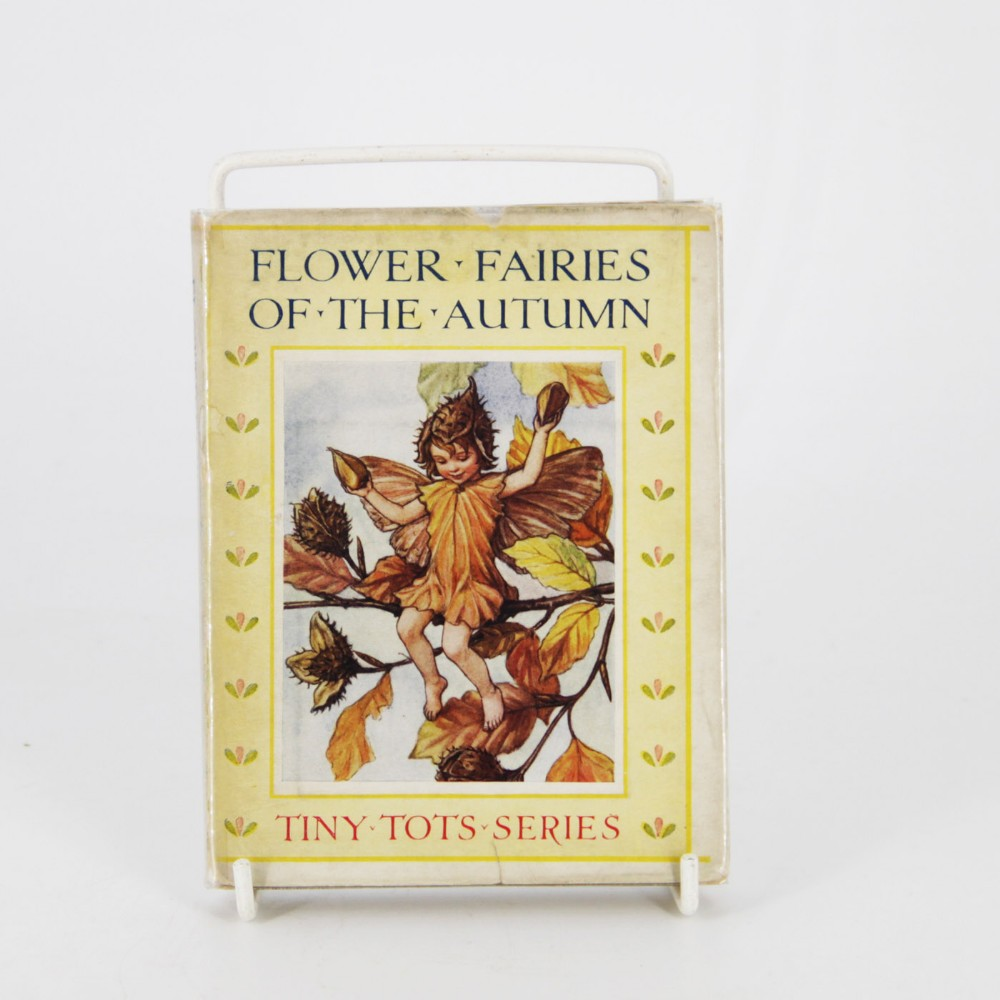flower fairies of the autumn by mary cicely barker