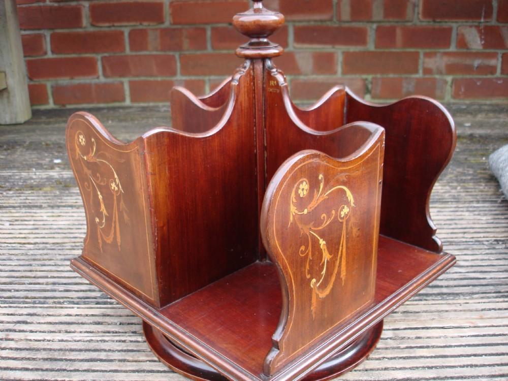 Beautiful Victorian Tabletop Bookcase