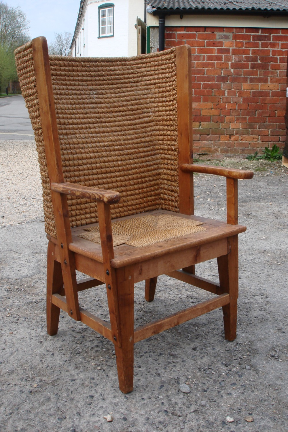 orkney chair - Orkney Chair 339786 Sellingantiques.co.uk