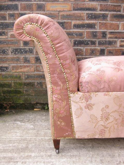 Antiques the uk 39 s largest antiques website for Antique edwardian chaise longue