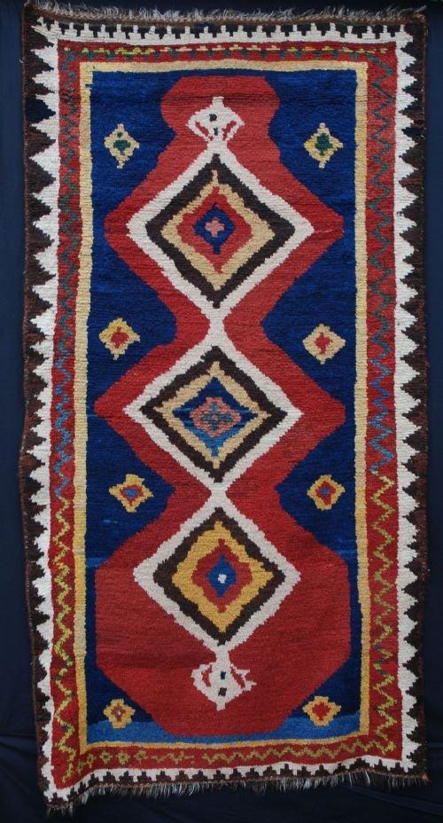 antique gabbeh luribakhtiari tribes western persia