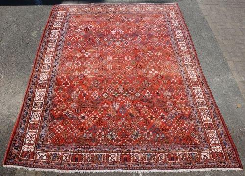antique joshagan carpet northwest persia