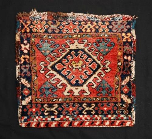 antique half saddlebag shahsevan tribes azerbaijan