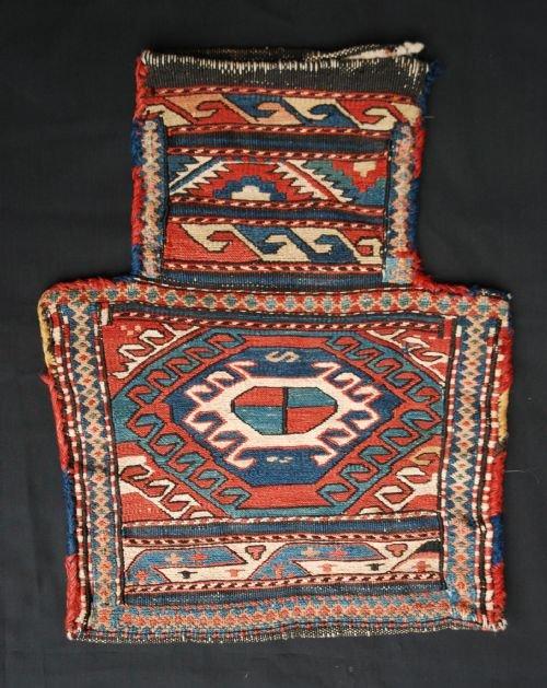 antique saltbag shahsevan tribes karabagh south caucasus