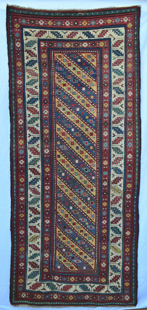 antique gendje rug southwestern caucasus