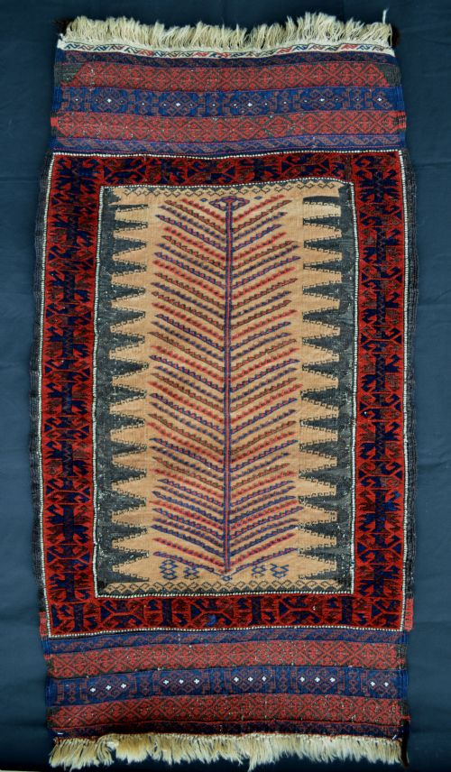 antique soffreh baluch tribes northeast persia